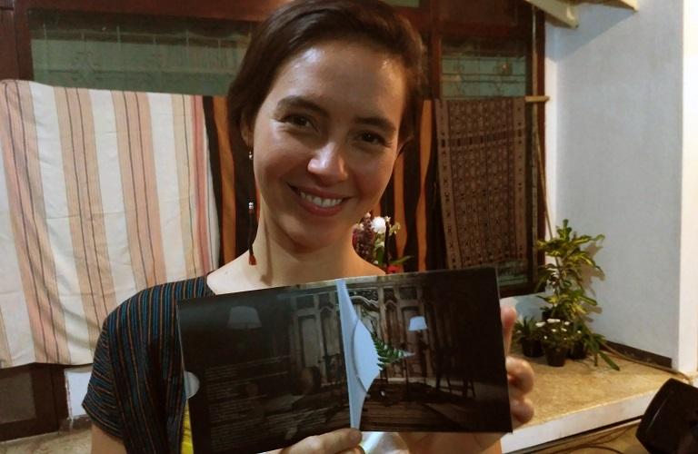 Menyelami Bahasa Hati Sandra Fay