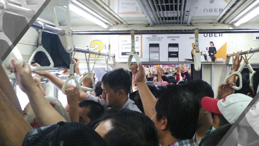 7 Resep Woles Di Sesaknya KRL Commuter Line