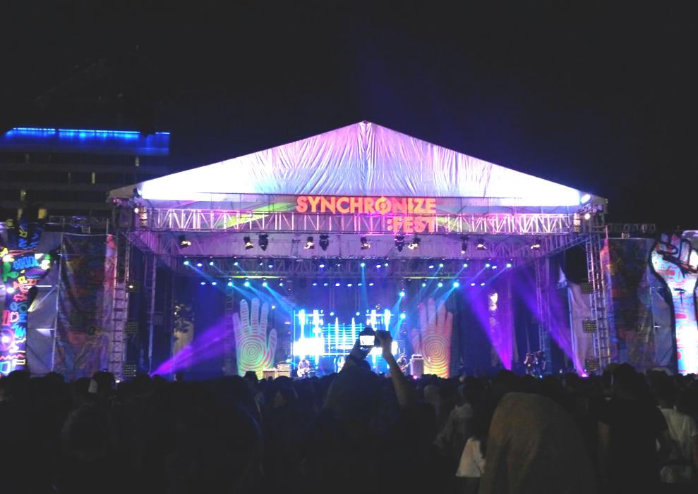 Tandang Jakarta Demi Synchronize 2017