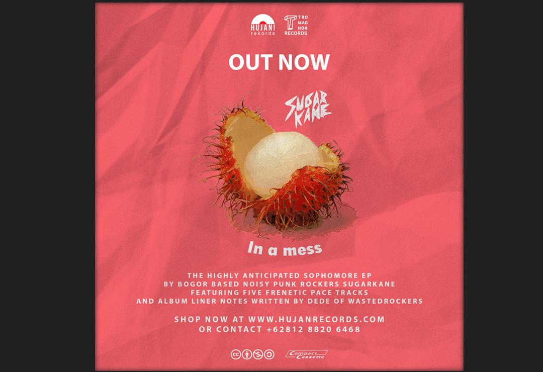 In A Mess, Mini Album Sugarkane yang Menjebak