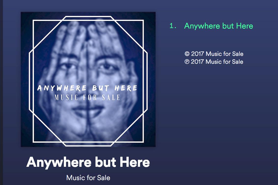 Panasea Itu Bernama Music For Sale