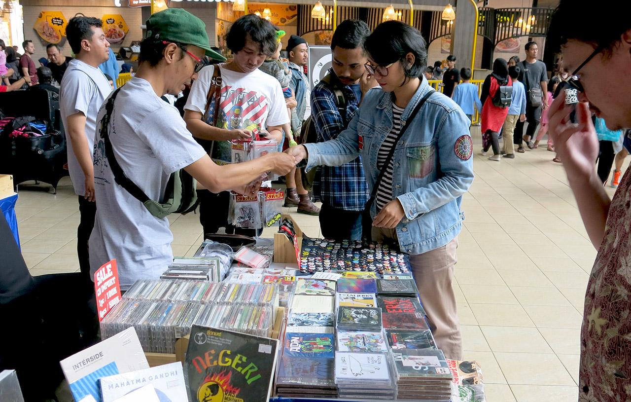 Record Store Day Bogor 2018 : Saat Rilisan Fisik Menolak Punah
