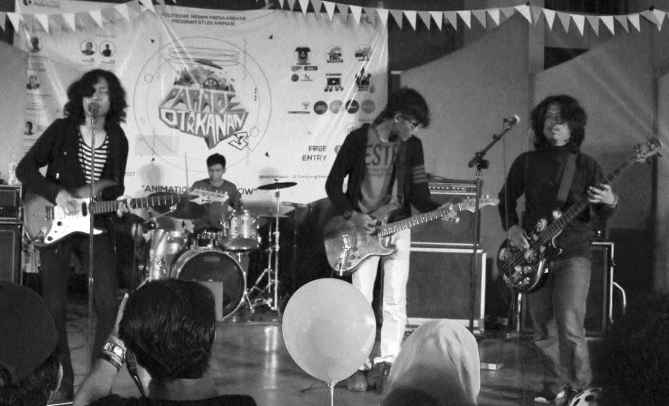 The Buitenboy Rock n Roll Kalangan Remaja