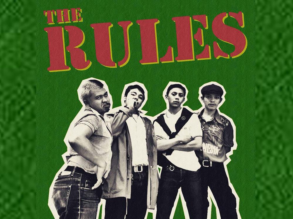The Rules Rilis Karya untuk Skena Kota