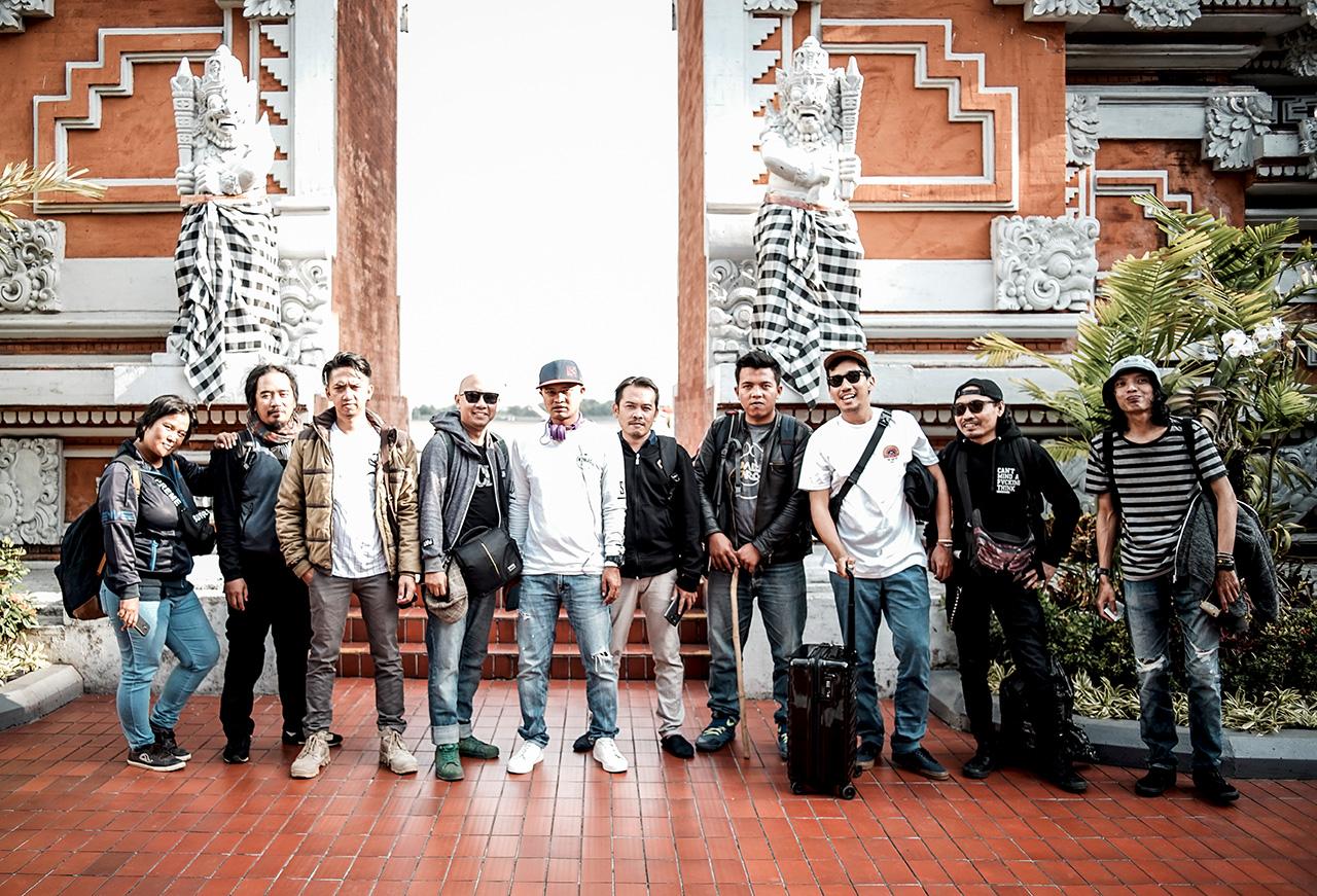 "Seduhan ""Coffe Reggae Stone"" untuk Charity di Bali"