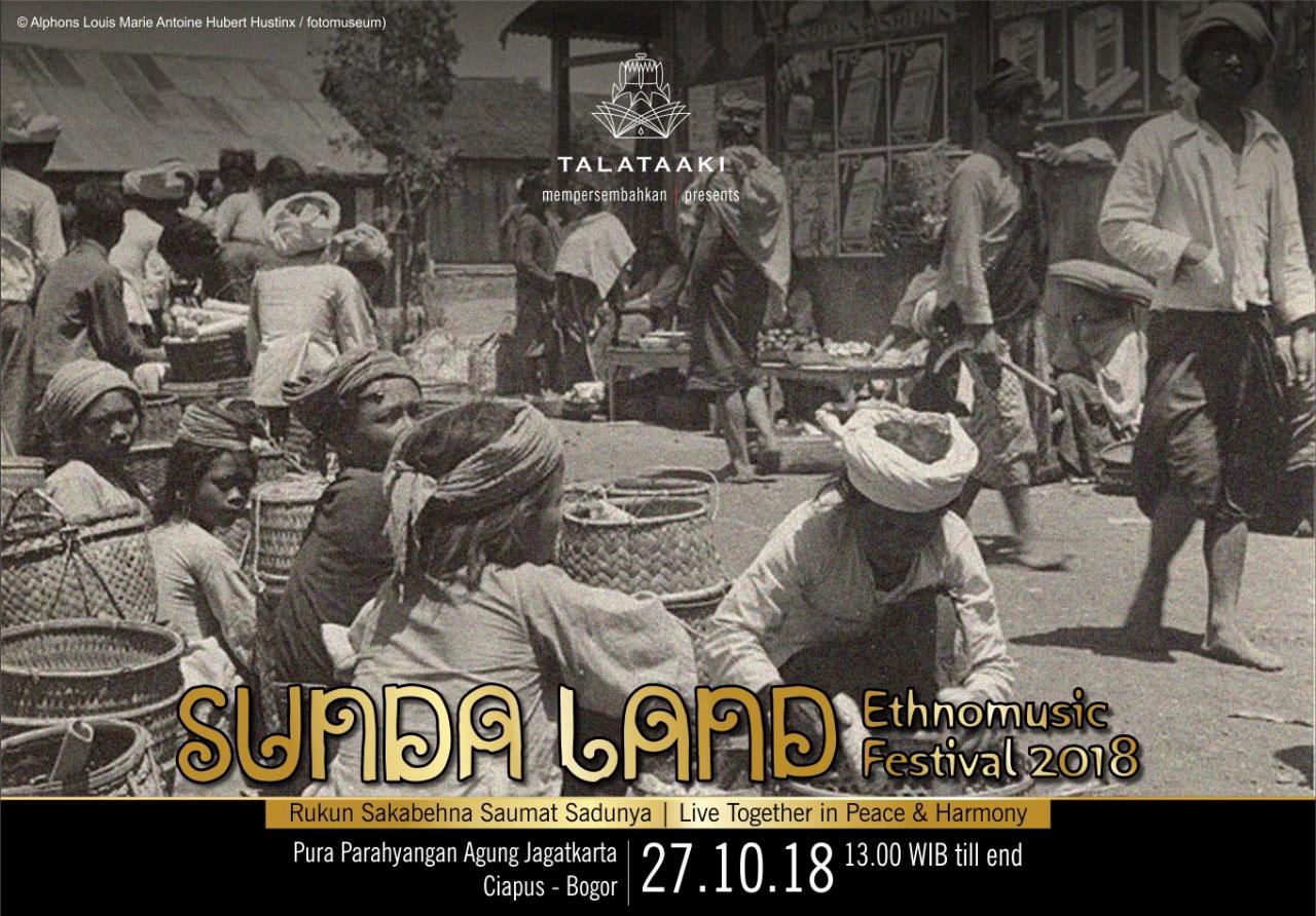 Melodius Sunda dari Taman Salaka