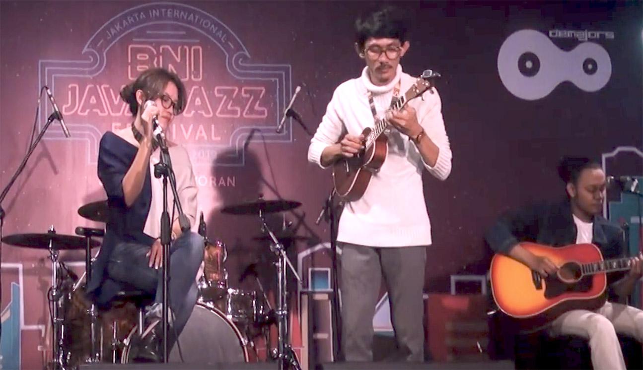 Ambarila Tampilkan Musik Bercerita di Java Jazz 2019