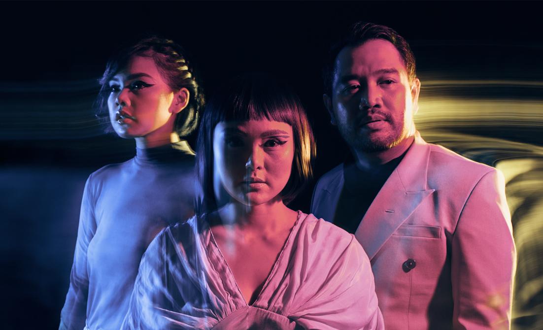 Tanda Langkah  Electronic Sci-Pop HMGNC Menuju Album Keenam