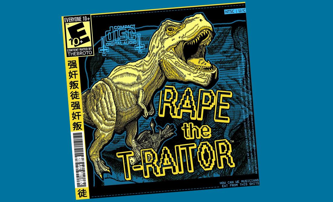 """Rape the Traitor"" Single Sindiran Lingkar Pertemanan The Broto"