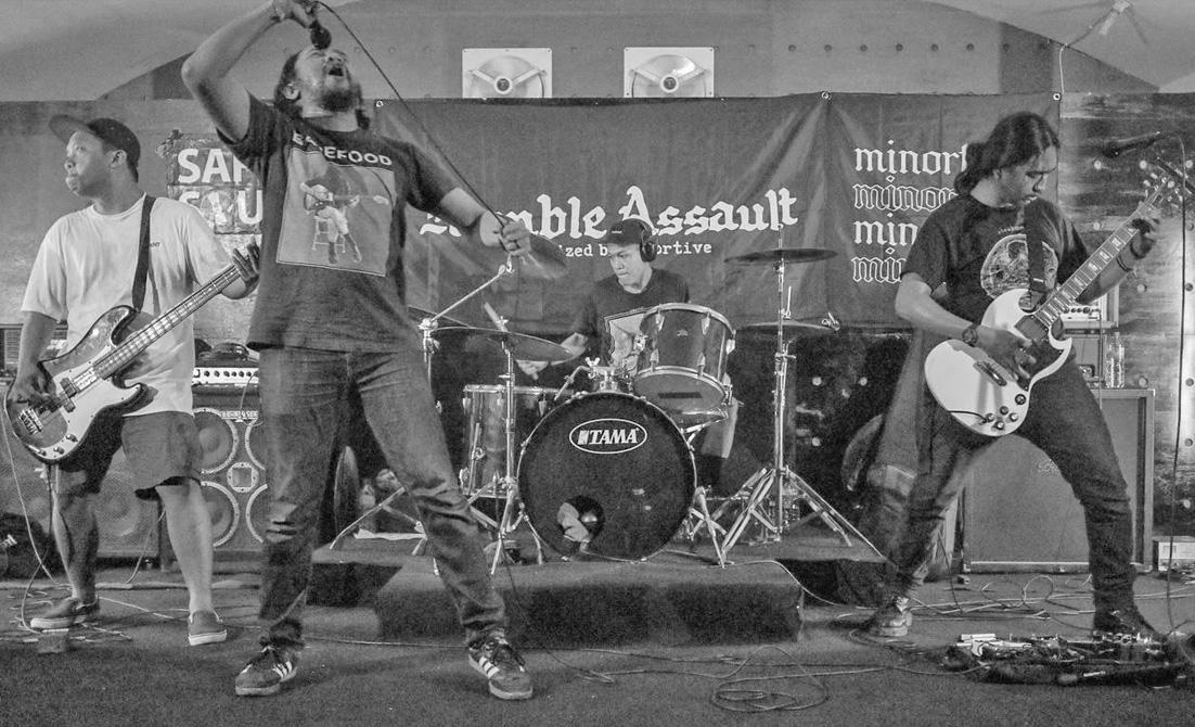 Hell or High Water Tour 2020, Konser Metal Intim Sebelum Pandemi Datang