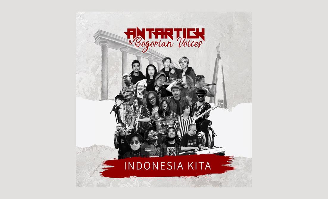 """""""Indonesia Kita"""" Bukti Resistansi Antartick dan Bogorian Voices di tengah Pandemi"""