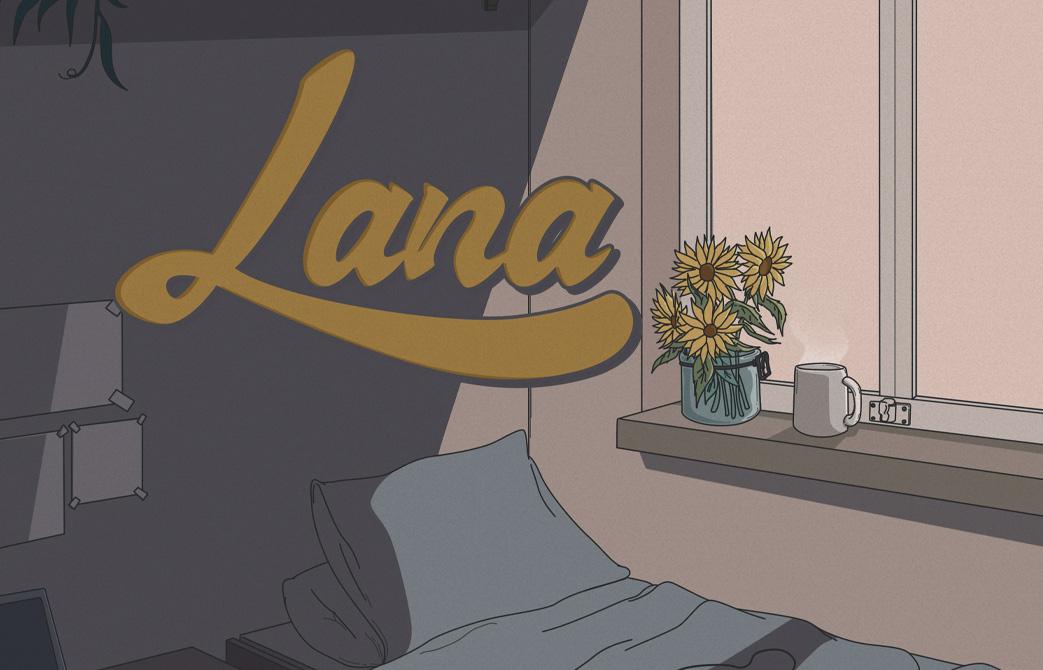 Lana yang Melipur Lara
