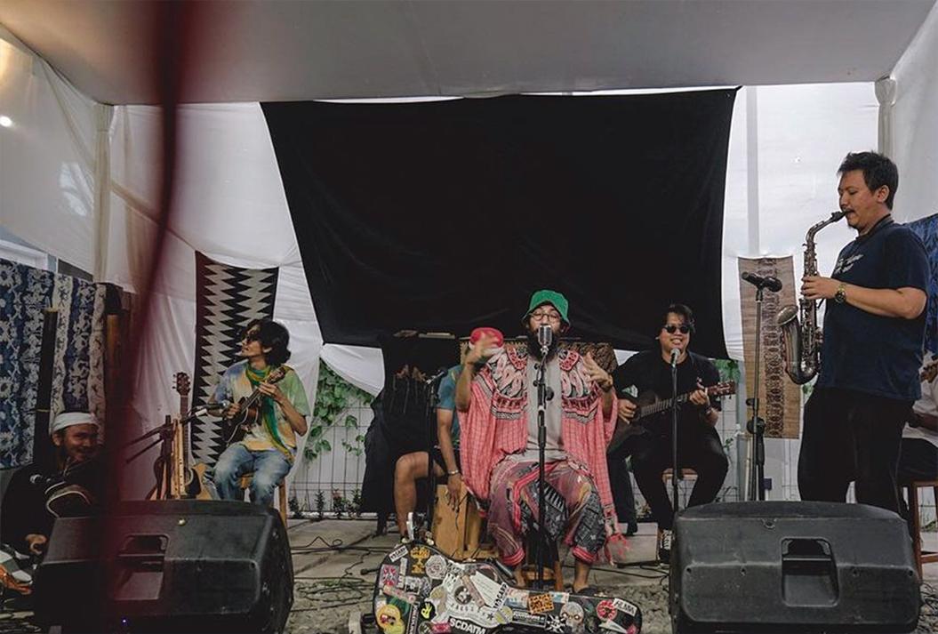 Kisah Vikri Rasta Tutup Album Sederhana